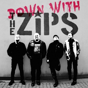 "NEW ALBUM ""DOWN WITH THE ZIPS"" Released Friday 10th July 2015"