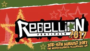 Rebellion Fest 2017 Banner