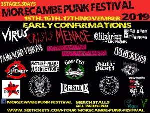 Morecambe Punk Fest